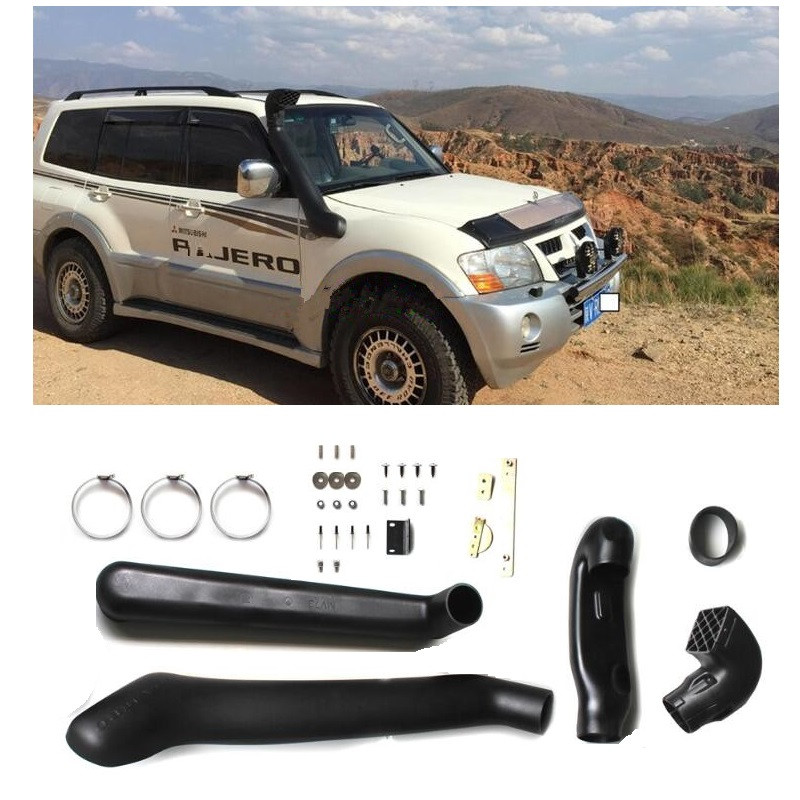 Orderly Exterior Auto Accessories Air Intake System Parts Snorkel Fit For Pajero Nm Series V63 V65 V72 V73 V75 V77 Snorkel 2000-2006 Back To Search Resultsautomobiles & Motorcycles Air Intake System