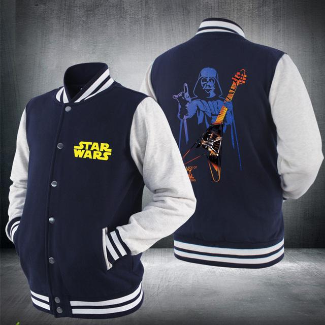 Star Wars Baseball Jacket