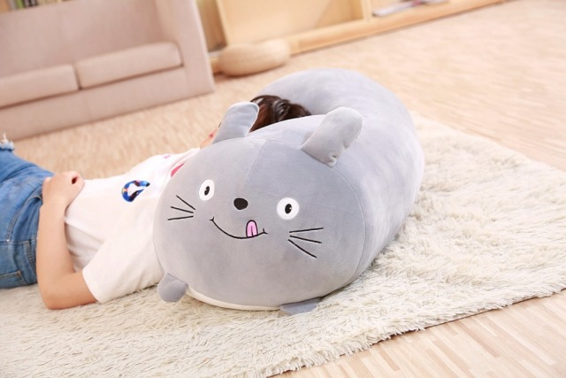 Squishy Chubby Cat Plush Toy