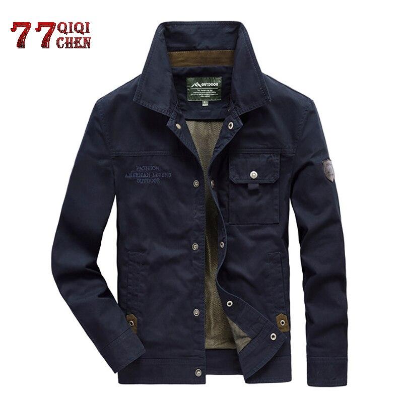 Veste en jean pour hommes veste fine XL simple boutonnage veste de Street Wear pour hommes décontracté col à revers veste pour hommes Jaqueta masculina