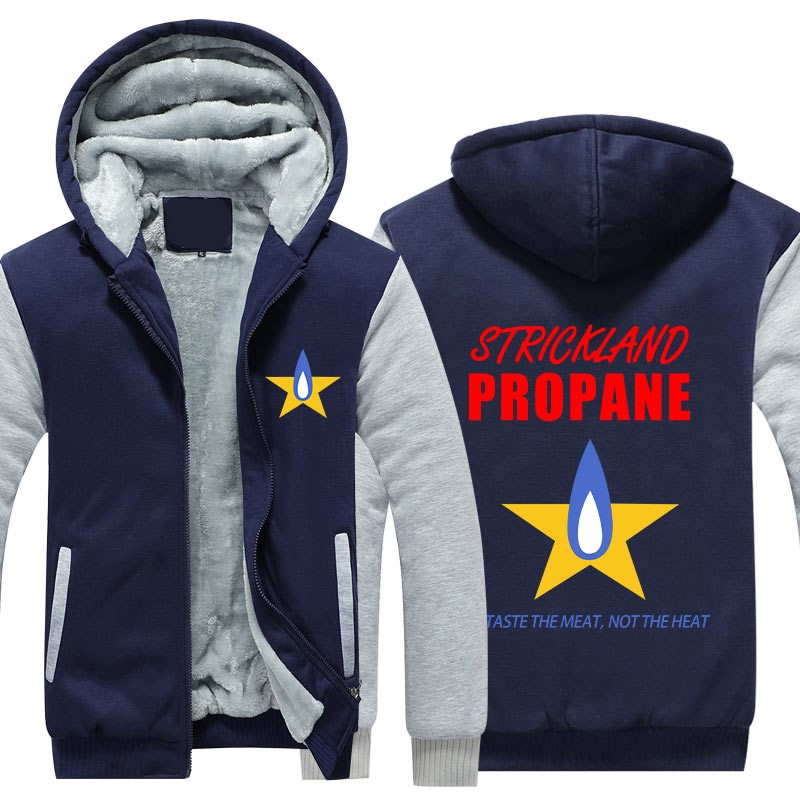 Strickland Propane King of The Hill Hoodies