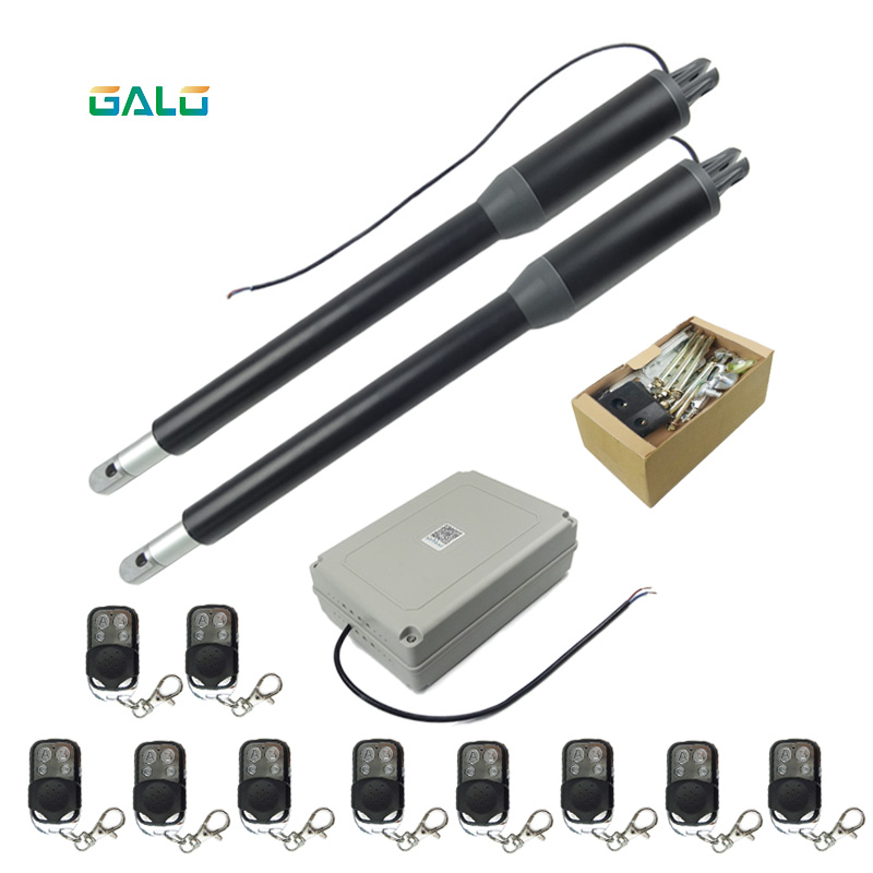 swing gate automation kits door openers automatic opener