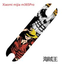 DIY Scooter Pedal Footboard Tape Sandpaper Sticker For XIAOMI Mijia M365 pro Electric Skateboard Anti-slip Protective Stickers(China)