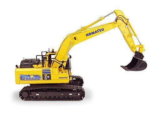 UH8135 1:50 Komatsu HB 215LCwith Гибридный экскаватор игрушка