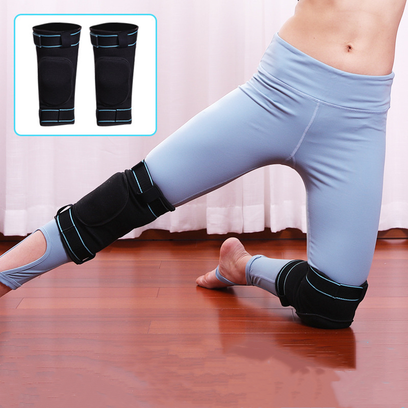 1 Pair Sponge Dance Kneeling Pad Volleyball Tennis Knee Pads Sports Safety Knee Support Gym Kneepads Protector rodilleras