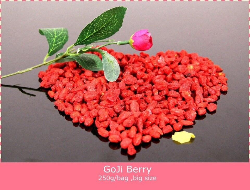 Medlar King Goji Berries For Weight Loss Goji Ningxia 250g Goji