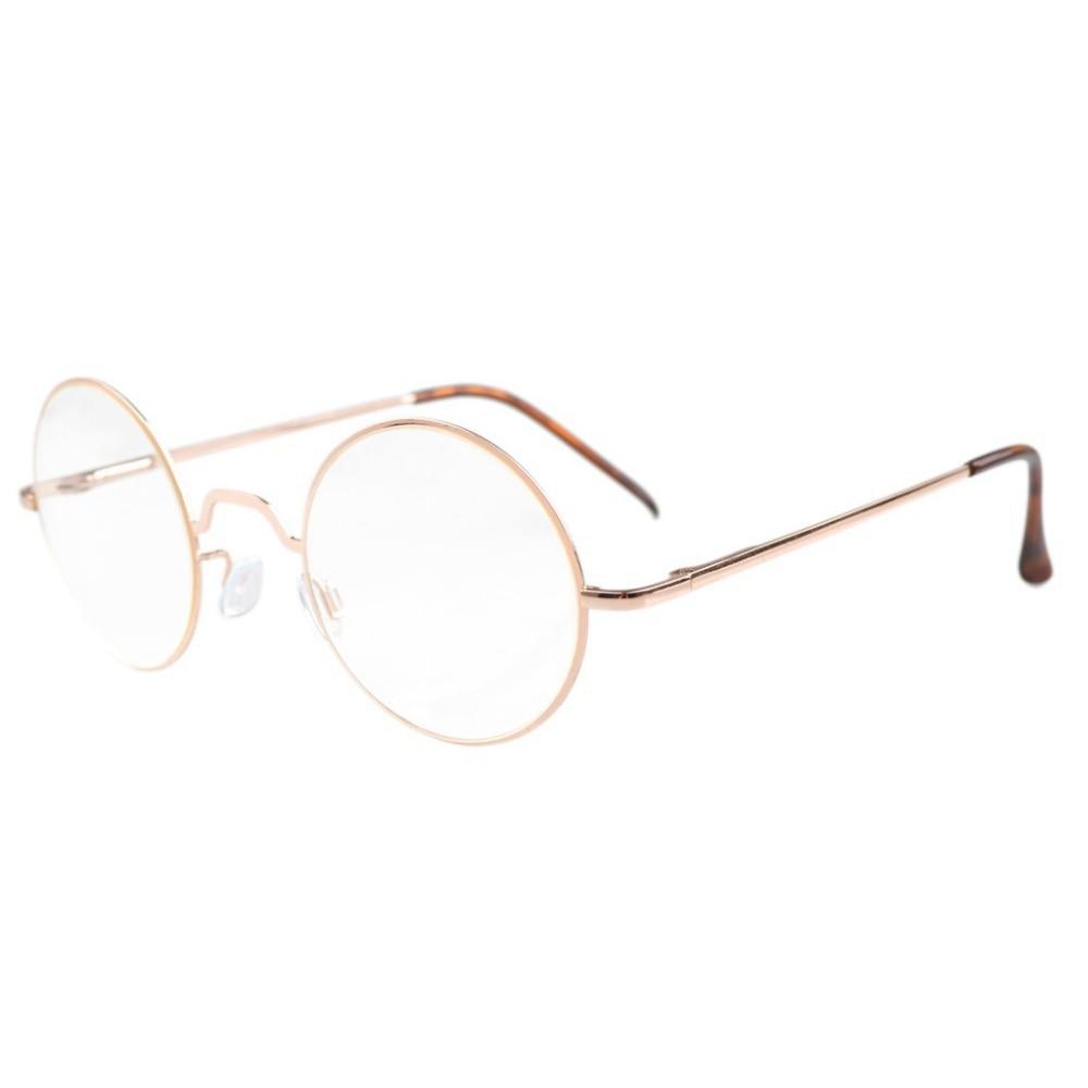 b369b3cd787cd Eyekepper R1503 Primavera Dobradiças Rodada Óculos de Leitura +  0.0 0.5 0.75 1.0