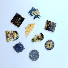 2017 Creative Cartoon Ancient Egypt Acrylic magnetic stickers Fridge Magnets Home Decor Refrigerator