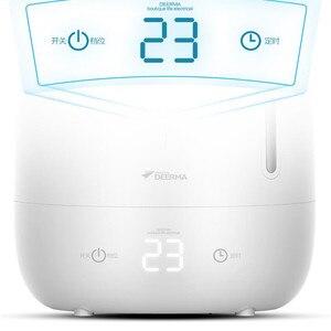 Image 3 - Deerma 5l ar casa umidificador ultra sônico versão de toque purificador de ar para quartos com ar condicionado escritório doméstico d5