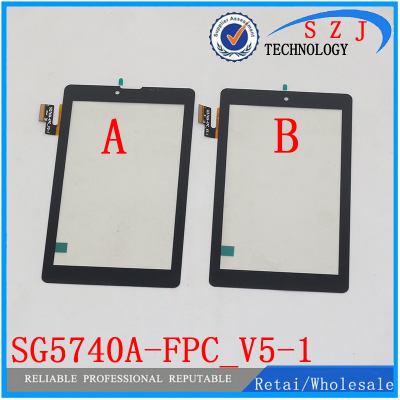 New 7 inch Tablet Glass SG5740A-FPC_V5-1 Tablet Touch Screen Panel Digitizer Glass Sensor Free shippingNew 7 inch Tablet Glass SG5740A-FPC_V5-1 Tablet Touch Screen Panel Digitizer Glass Sensor Free shipping