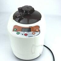 Home Steamer Pot Steam Generator Sauna Heat 110V/220V EU Or US Plug 1000W Capacity 2L Spa for Sauna Accessories Wooden barrels