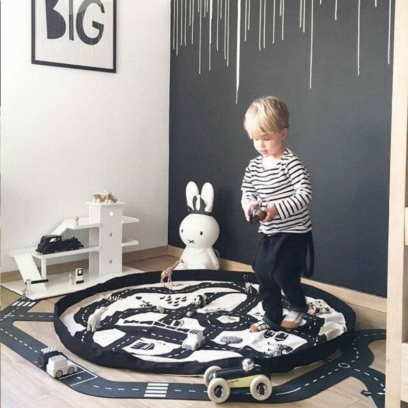 Baby Carpet Cotton Rug Baby Play Mat Activity Game Playmat Decoration Children Room Mat Kids Toys Bunk Beds For Kids Baby Furnit