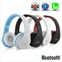Rảnh tay Có Thể Gập Bluetooth headphone Stereo headband cordless tai nghe cho Máy Tính PC Head Thiết Lập Điện Thoại