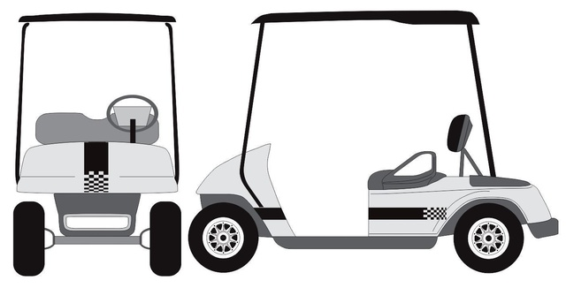 For 1Set/2Pcs Checkered Flag Stripe Kit Golf Cart Decal Sticker EZ on ez go clip art, yamaha golf cart clip art, custom golf cart clip art, kubota golf cart clip art, electric cart clip art, golf push cart clip art, white golf cart clip art,