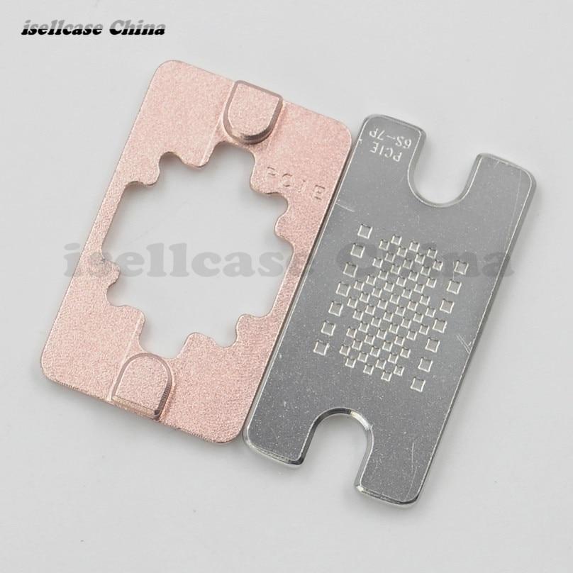 Wozniak PPD HDD BGA Reballing Stencil pühendab iphone 4s 5 5s 6 6 6s - Tööriistakomplektid - Foto 4