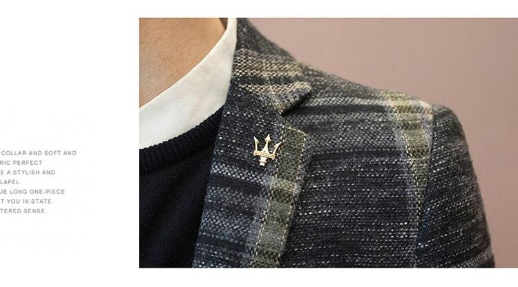 Mens Designer Blazers Jacket Suit   (20)