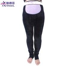 Fashion Women Autumn Winter High Elasticity Warm Leggings Woman Thick Velvet Pants Large Size