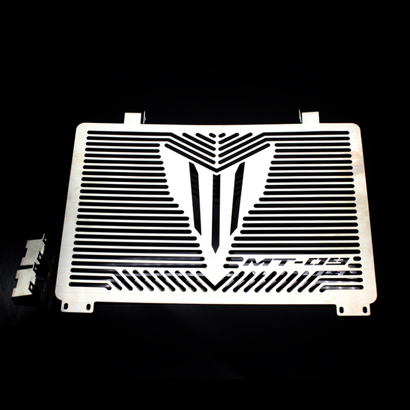 Motorcycle Accessories Radiator Grille Guard Cover Protector For YAMAHA MT 09 MT-09 Tracer 2015 High quality arashi motorcycle radiator grille protective cover grill guard protector for 2008 2009 2010 2011 honda cbr1000rr cbr 1000 rr