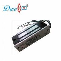 Mini cerradura magnética DWE CC RF 24V con soporte 70 puerta individual kg para sistema de Control de acceso DW-70
