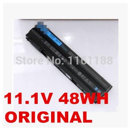 Оригинальный аккумулятор для ноутбука 11.1 В 48WH Для DELL 04NW9 05G67C 312-1163 312-1311 451-11694 8858X 8P3YX 911MD HCJWT KJ321