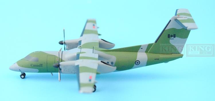 цены Offer: Wings Special XX2583 JC Canada Air Force red eight 1:200 DHC-8-102 commercial jetliners plane model hobby