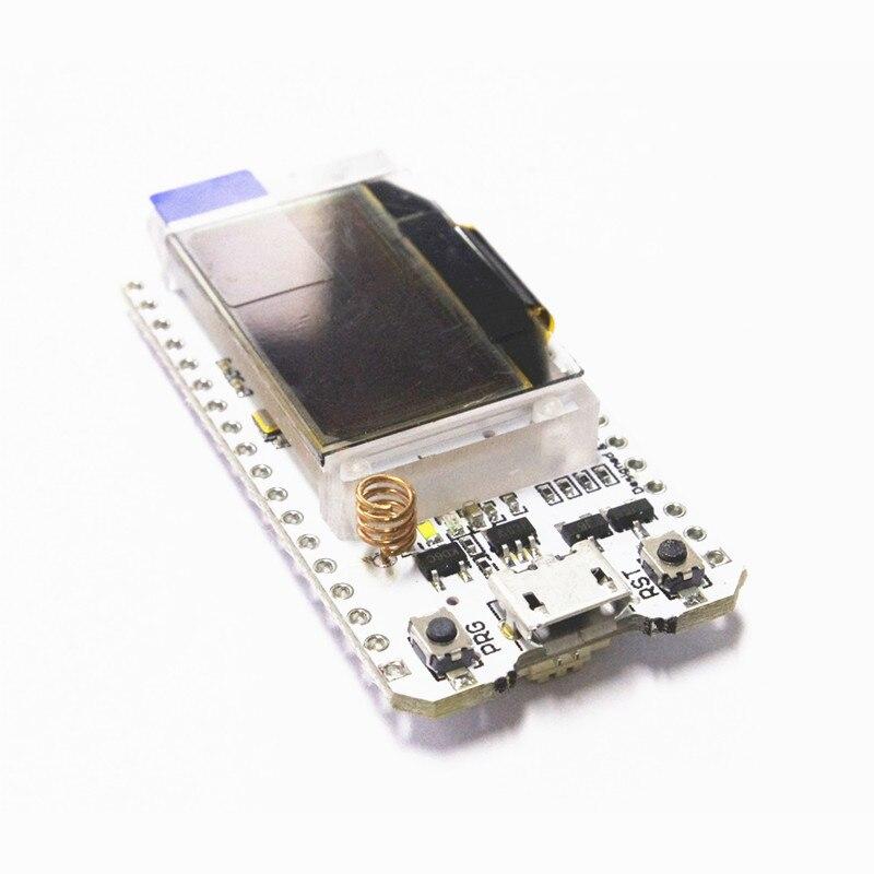 Image 2 - 433 мГц ESP32 Lora SX1278 esp32 LED 0.96 дюймов синий OLED Дисплей Bluetooth WI FI Lora комплект 32 433 мГц развития доска для Arduinoboard for arduinoboard boardboard wifi -