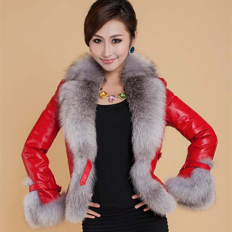 Elegant Long Faux Fur Coat fluffy Jacket Winter Women Thick Warm Faux Fur Coats With Thicken