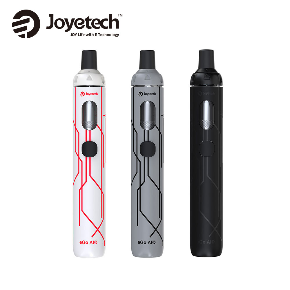 New Joyetech EGo AIO Starter Kit 1500mAh (10th Anniversary Edition) with 2ml Tank Capacity & BF SS316 0.6ohm Head EGo AIO KitNew Joyetech EGo AIO Starter Kit 1500mAh (10th Anniversary Edition) with 2ml Tank Capacity & BF SS316 0.6ohm Head EGo AIO Kit