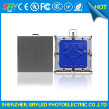 Горячие продажи алюминиевого литья под давлением Крытый светодиодный экран P6 SMD LED