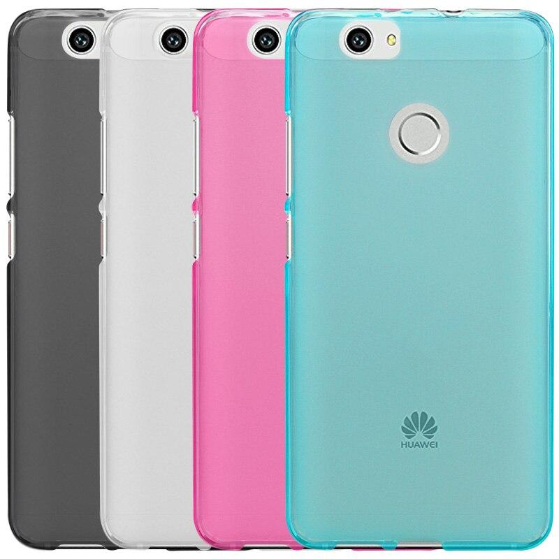 enorme sconto bfb2f 8d923 Huawei Nova Case Cover 5 inch High Quality TPU Soft Phone ...