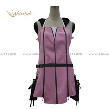 Kisstyle Fashion Kingdom Hearts II 2 Kairi Uniform COS Clothing Cosplay Costume,Customized Accepted