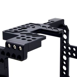 Image 5 - Aluminum Alloy Camera Cage for Sony A7II A7RII A7SII ILDC Cameras High Quality
