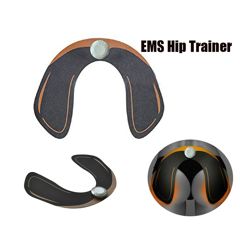 EMS Hips Trainer Muscle Hip Stimulator Butt Helps To Lift Shape and Firm Buttock Breech Electronic Remote Control Rechargeable ems hips trainer
