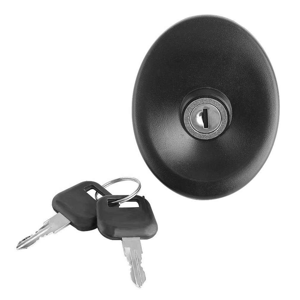 Fuel Tank Filler Lockable Cap Cover With 2 Keys For FORD TRANSIT MK5 Vehicles