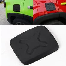 Аксессуары экстерьера автомобиля газ Топливо наполнитель Кепки бак Кепки крышка двери Накладка для Jeep Renegade