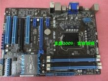 ASUS P8Z77-V LX Оригинал материнская плата DDR3 LGA 1155 доски для i3 i5 i7 32 ГБ Z77 Desktop motherborad Бесплатная доставка