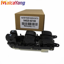 84820-60100 8482060100 Left Front Electric Power Window Control Switch For Lexus LX470