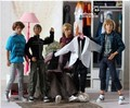 Free Shipping! New Arrival 6sets Clothes Set for Barbie Ken, Casual Clothes For Boyfriend Barbie