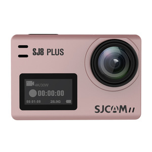 Image 4 - SJCAM 4K Action Camera SJ8 Pro/SJ8 Plus/SJ8 Air 1296P 4K 30fps/60fps HD Remote Control Helmet Waterproof Camera FPV Sports DV