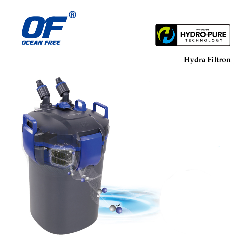 Of ocean free hydra filtron 1000 3 stage external water for 20 gallon fish tank filter