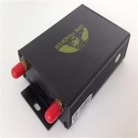 車の車両gpsトラッカー遠隔遮断油/電源システムlbs GPS105A/TK105Aいいえボック