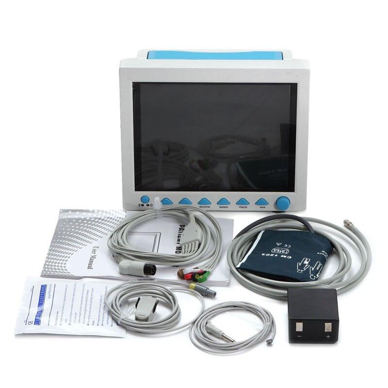 Горячие Продать CONTEC FDA & CE Vital Signs Монитор Пациента 6 Параметры CMS8000 ICU CCU