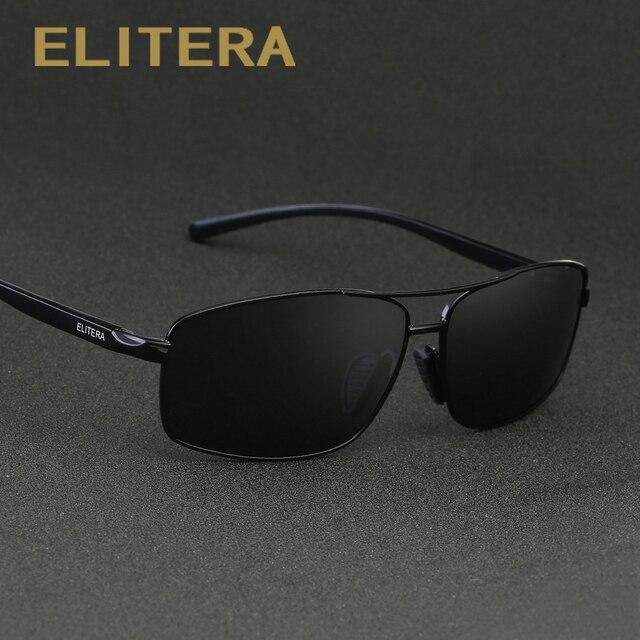 74df2594bdc ... ELITERA Aluminum Magnesium Brand New Polarized Men s Sunglasses 3 Color Sun  Glasses Men Driving Goggle Eyewear ...