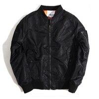 thin Men jacket winter autumn bomber jacket Outerwear baseball jacket cool fashion slim short clothes Large Size Plus Size