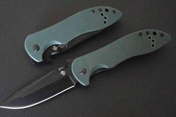 (TRSKT) 6074 סנפיר OLBLK מתקפלים סכין הצלת סכין ציד הישרדות אולר מתקפל קמפינג Dropshipping כלי