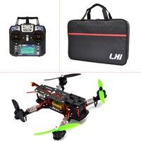 Вертолет qav250 Quadcopter дроны Kit FPV FS GPS Светодиодный Дрон камеры путешествия конкурс RTF 3 Квадрокоптер Средняя скорость мочеиспускания 250