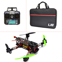 Вертолет qav250 quadcopter дроны kit fpv fs gps светодио дный Дрон камеры путешествия конкурс rtf 3 Квадрокоптер Средняя скорость мочеиспускания 250