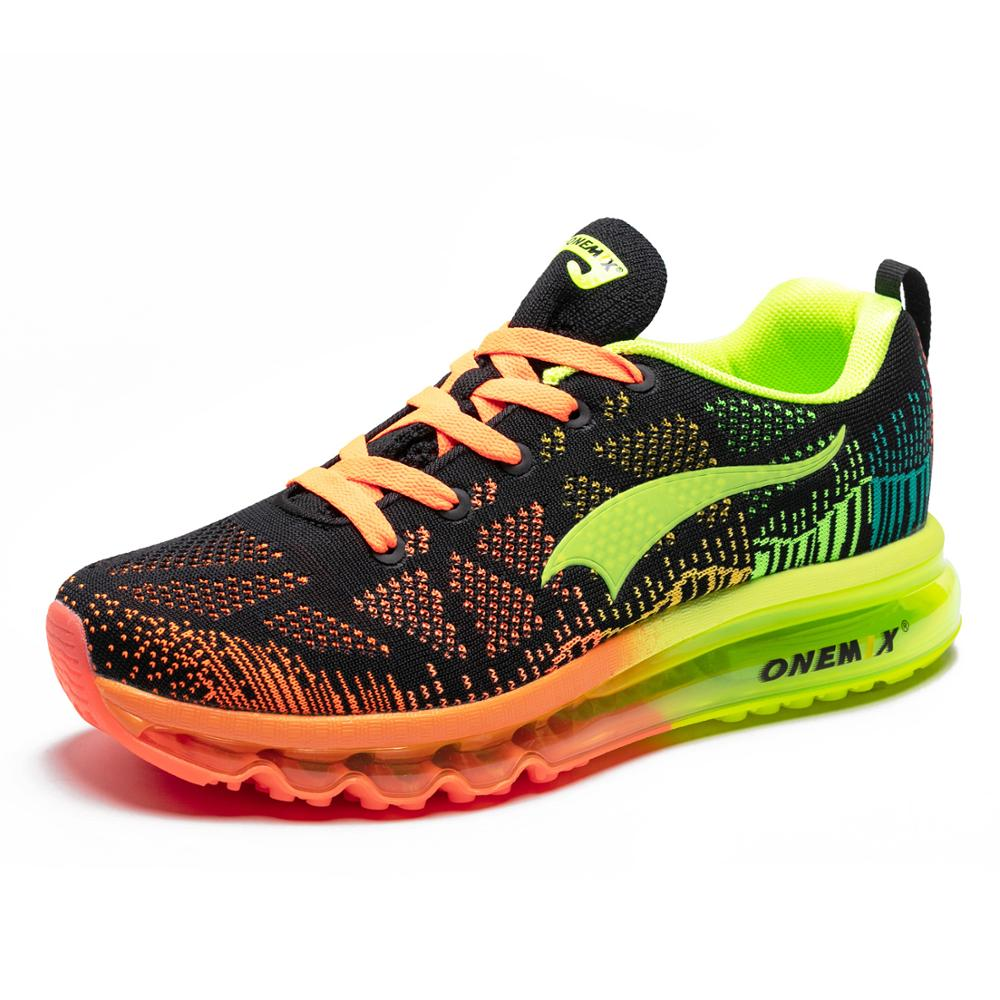 ONEMIX Air 270 Men s Breathable Running Shoes Sport Outdoor Sneakers Max 95 Jogging shoes Training