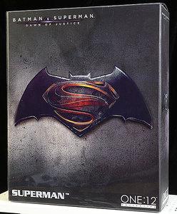 "Image 5 - Mezco באטמן לעומת סופרמן אחד: 12 קולקטיבי סופרמן גיבור 6.5 ""פעולה איור צעצועי בנים"