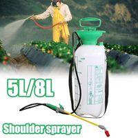 Portable 5L/8L Chemical Sprayer Pressure Garden Spray Bottle Handheld Garden Sprayer